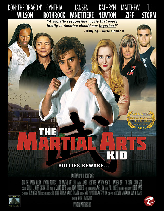 Gorilla Pictures Presents: Martial Arts Kid